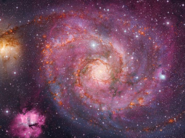 أنواع المجرات: أهم الحقائق والمعلومات
