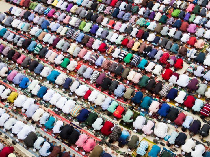 شروط صلاة العيد