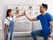 كيف أتعامل بهدوء مع أطفالي؟