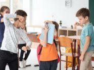 ما سبب عنف الأطفال وعدوانيتهم؟
