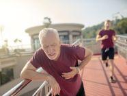 الجلطة القلبية أثناء ممارسة الرياضة والنشاط البدني