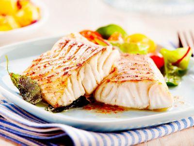 تعرف على فوائد السمك لصحة قلبك