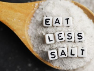 لمريض الضغط: تقليل الملح في حميتك الغذائية