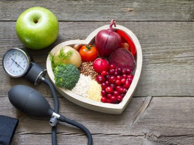 نظام غذائي لمرضى الضغط