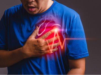5 أكلات ومشروبات تسبب تسارع نبضات القلب