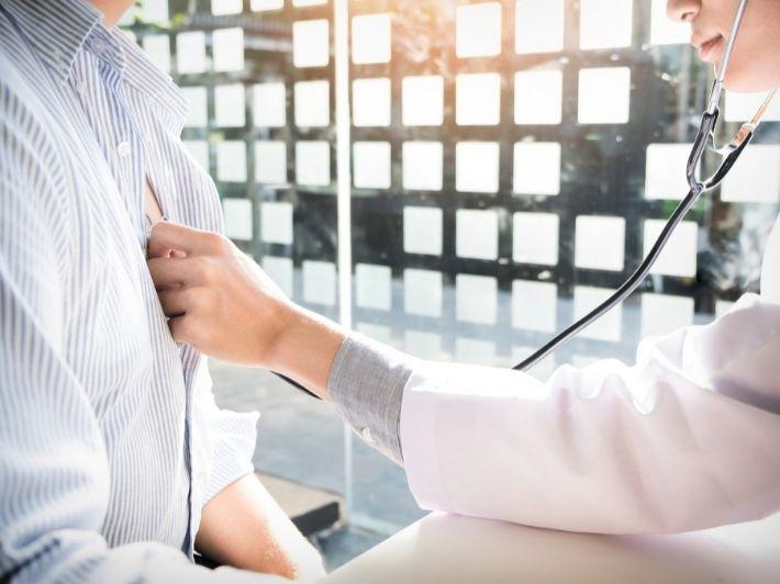 الفحص البدني للقلب والأوعية الدموية (Physical examination of the cardiovascular system)