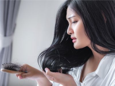 ما هي التحاليل الخاصة بتساقط الشعر؟