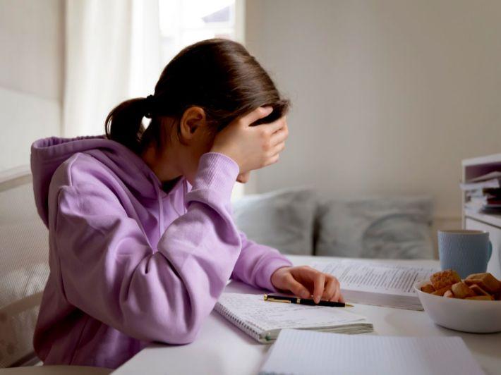 كيف تتخلص من قلق الامتحانات؟