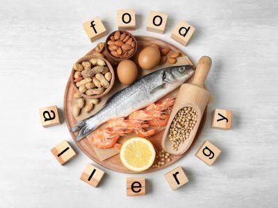 أنواع حساسية الطعام وأعراضها