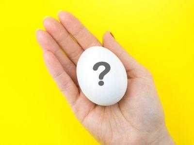 البيض للمصاب بقرحة المعدة، هل هو مسموح؟