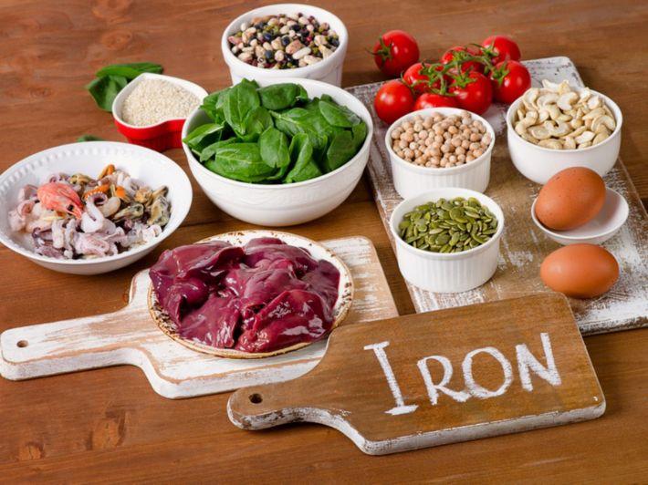 3 أنواع من الطعام تزيد امتصاص الحديد.. تعرف عليها