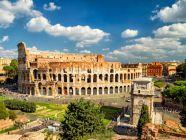 تعرف على عاصمة الحضارة الرومانية قديماً