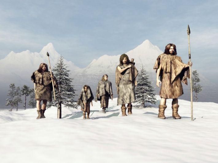 العصر الجليدي: أهم الحقائق والمعلومات - حضارة
