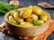 السعرات الحرارية في البطاطا