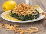 عشاء صحي: وصفة الهندباء بالزيت صحية ومناسبة للريجيم
