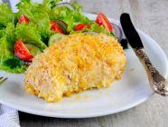غداء كيتو: وصفة دجاج بجبنة البارميزان لذيذة