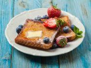فطور كيتو: طريفة تحضير خبز التوست الفرنسي للكيتو دايت