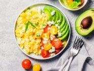 فطور كيتو: طريقة عمل بيض مخفوق صحي ومناسب لريجيم الكيتو