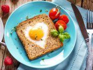 كم عدد السعرات الحرارية في البيض المقلي