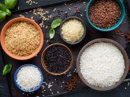 ما هو مقدار الكربوهيدرات في الأرز؟
