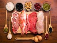 ما هي الأطعمة التي تحتوي على البروتين؟