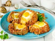وصفة فطور لو كارب: البيض مع اللحم المفروم