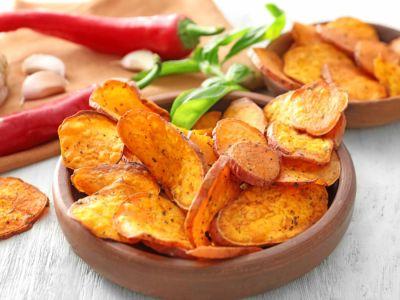 أشهى وصفات البطاطا الحلوة للرجيم