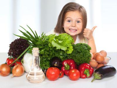 أكلات ووصفات مغذية لزيادة وزن الأطفال