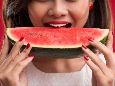 البطيخ والرجيم وخسارة الوزن