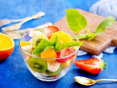 الحصة الغذائية من الفواكه التي يجب عليك تناولها يومياً
