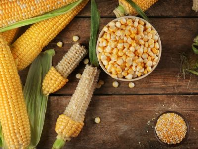 بالجدول: السعرات الحرارية للذرة وحبوب الذرة