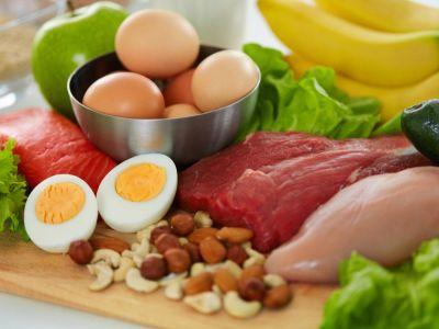 برنامج غذائي مقترح لزيادة الوزن