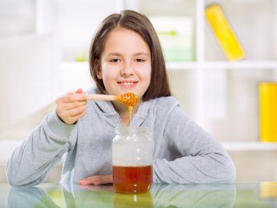 هل للعسل دور في زيادة وزن الأطفال