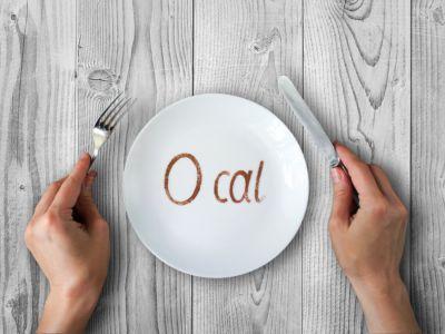 هل هناك أطعمة خالية تماماً من السعرات الحرارية؟