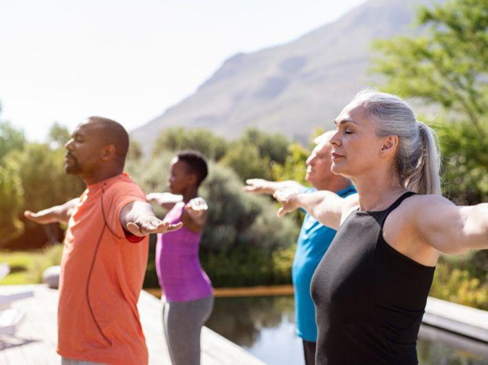 خسارة الوزن عن طريق التنفس: كيف يتم ذلك وهل هو صحي؟