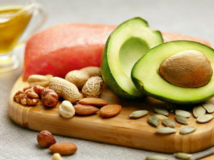 دليل الدهون الصحية، أنواعها واحتياج الجسم منها