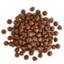 حبة شوكولاتة المارس الحجم الكبير مقطعة قطعًا صغيرة.