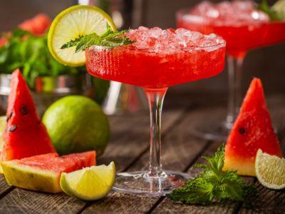 عصير البطيخ، ليومٍ صيفي منعش
