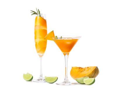 كيف أحضر كوكتيل الشمام والبرتقال؟