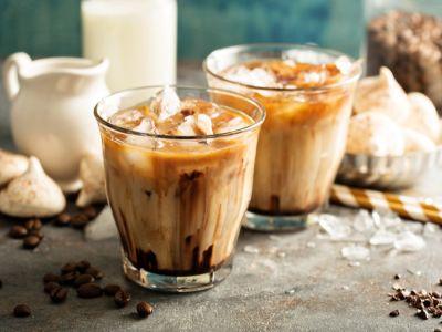 وصفات للقهوة الباردة