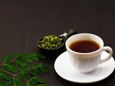تحضير شاي المورينجا اللذيذ