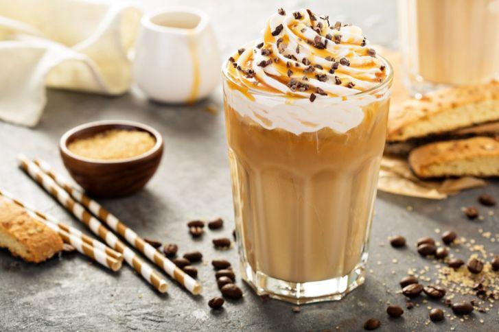 ألذ الوصفات لعمل قهوة باردة