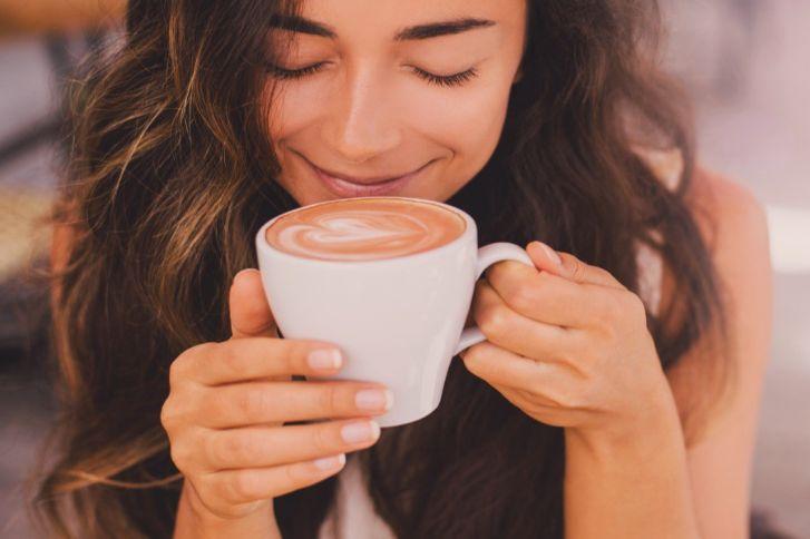 تحضير قهوة بالرغوة الغنية