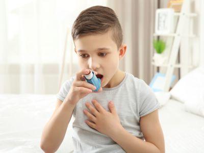 التعامل مع نوبة الربو والإسعافات الأولية للطفل