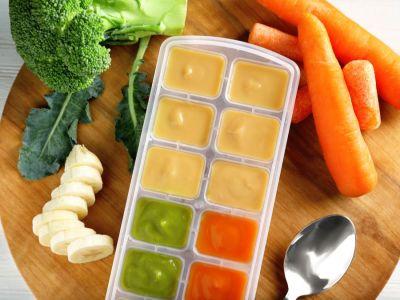 دليلك الشامل لطرق حفظ أطعمة الطفل وإعادة تسخينها بأمان
