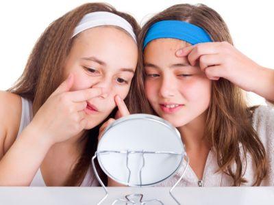 مشاكل البشرة عند المراهقين وكيفية العناية بها