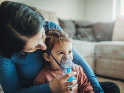10 عوامل محفزة للربو لدى الأطفال