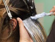 الطريقة الصحيحة لتقسيم الشعر للصبغة