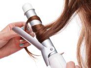 طريقة سهلة للف الشعر بالسيراميك
