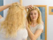 ما أسباب نفشة الشعر؟